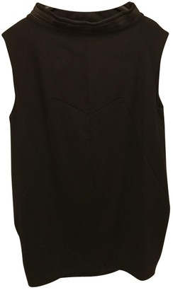 Marc by Marc Jacobs Black Wool Dress for Women