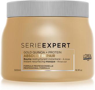 L'Oreal Serie Expert Gold Quinoa + Protein Absolut Repair Masque 500Ml