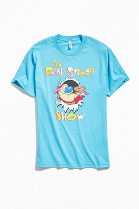 Urban Outfitters The Ren And Stimpy Show Tee