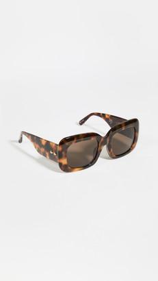 Linda Farrow Luxe Linda Farrow Lavina Sunglasses
