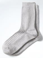 Banana Republic Shimmer Trouser Sock