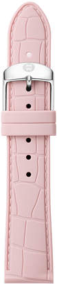 Michele 16mm Textured Jelly Watch Strap