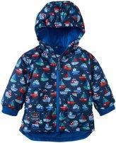 Jo-Jo JoJo Maman Bebe Fleece Lined Jacket (Baby) - Boat-18-24 Months