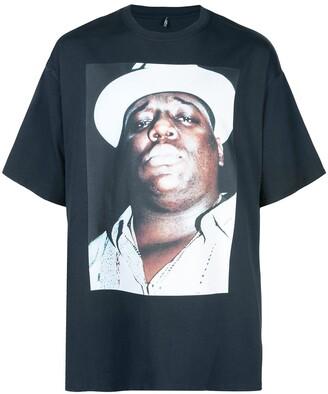 R 13 Biggie print T-shirt