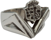 Femme Metale Jewelry Caddy Ring