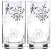 Kate Spade 'Metallic Snowflake' Highball Glasses