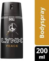 Lynx Peace Body Spray 200ml