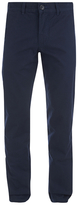 Oliver Spencer Worker Trousers Cheviot Navy