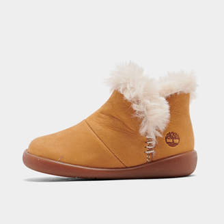 Timberland Girls' Toddler Tree Sprout Ankle Booties