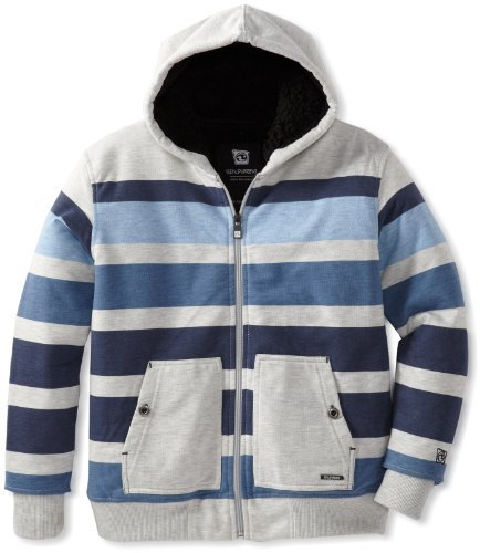 Ocean Current Boys 8-20 Everlast Sherpa Hoodie
