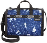 Le Sport Sac Peanuts Collection Mini Weekender Crossbody