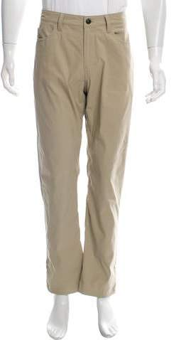 The North Face Flat Front Sprag Pants w/ Tags