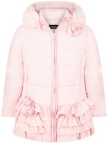 Kate Mack Pink Padded Coat