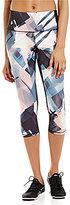 Lucy Printed Capri leggings
