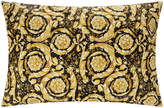 Versace Barocco 14 Pillowcase Pair - Black/Gold