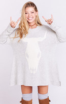 MUMU Fireside Sweater ~ Smokey Bullhead