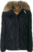 Parajumpers fur lined parka jacket