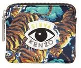 Kenzo Essentiels Zip Wallet
