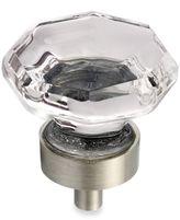Richelieu 1-1/4-Inch Crystal Knob