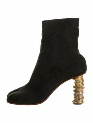 Vetements Boots Black
