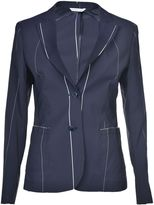 Tonello Pinstriped Blazer