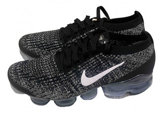 Nike VaporMax Plus Black Glitter Trainers