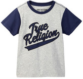 True Religion Baseball Tee (Toddler & Little Boys)