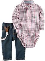 CARTERS Carter's 3-Piece Boy Dress Up Set