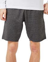 Topman Salt and Pepper Jersey Shorts