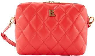 Balenciaga B leather Camera bag