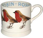 Emma Bridgewater Robin Small Mug, Multi, 140ml