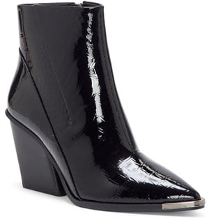 Vince Camuto Anikah Pointy Toe Bootie