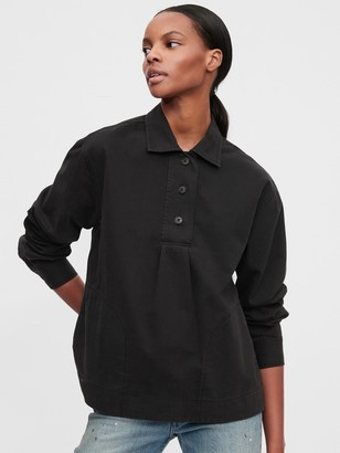 Gap Workforce Collection Popover Shirt