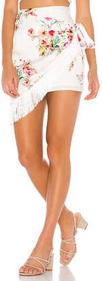 Majorelle Hallie Mini Skirt