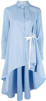 Palmer Harding Palmer / Harding long asymmetric shirt