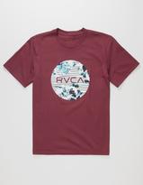 RVCA Motors Boys T-Shirt
