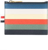 Thom Browne striped cardholder