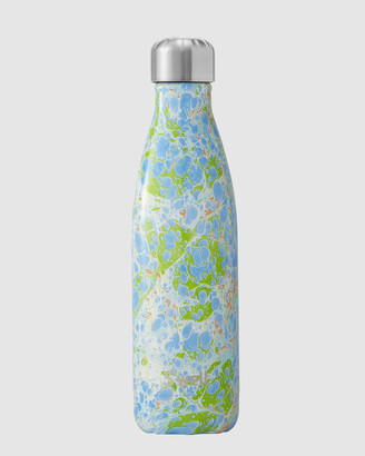 Swell Blue Water Bottles - Insulated Bottle Italian Marbling Collection 500ml Guazzo - Size One Size at The Iconic