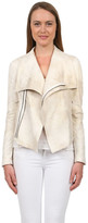 SW3 - Queensway Jacket In Gold/White Metallic