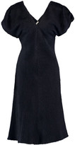 Nina Ricci Alpaca And Silk-Blend Dress
