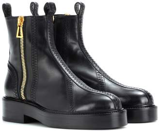 Ellery Venus leather ankle boots