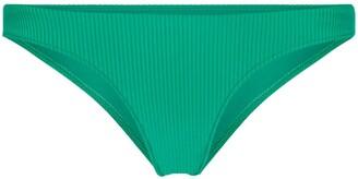 Frankie's Bikinis Ribbed Bikini Briefs
