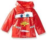 Cars Disney Pixar McQueen Boy's Raincoat