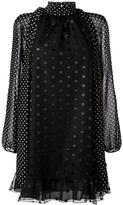 Giamba polka dot loose dress - women - Polyester - 38