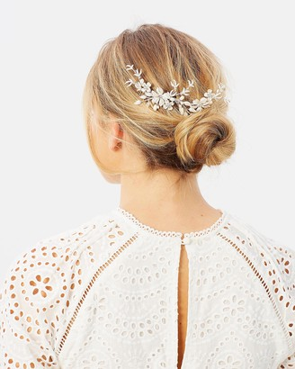 Ivory Knot Xavier Hair Comb