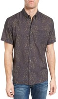 Billy Reid Men's Tuscumbia Print Sport Shirt