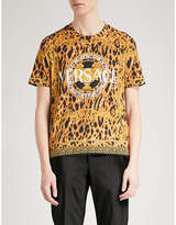 Versace Lamyland cotton-jersey T-shirt