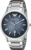 Emporio Armani Men's AR2472 Classic Analog Display Analog Quartz Watch