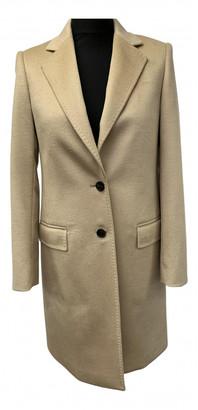 Jigsaw Beige Wool Coats