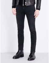 Tom Ford Mid-rise tapered denim jeans